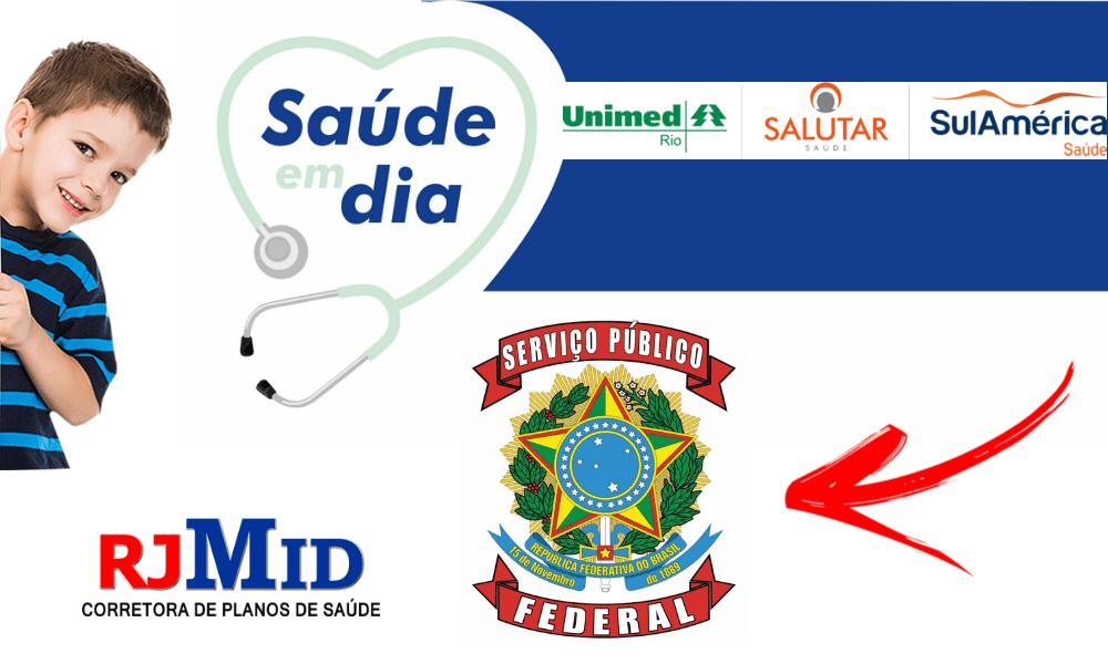 Plano de Saúde para Servidor Público Federal